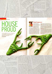 Cover Story on India Today