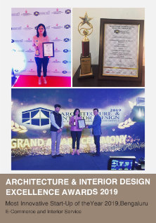 Architecture and Interior Design Excellence Award 2019