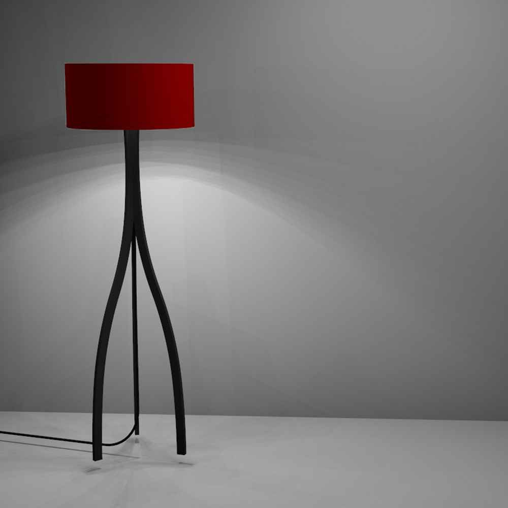 Spruce lamp