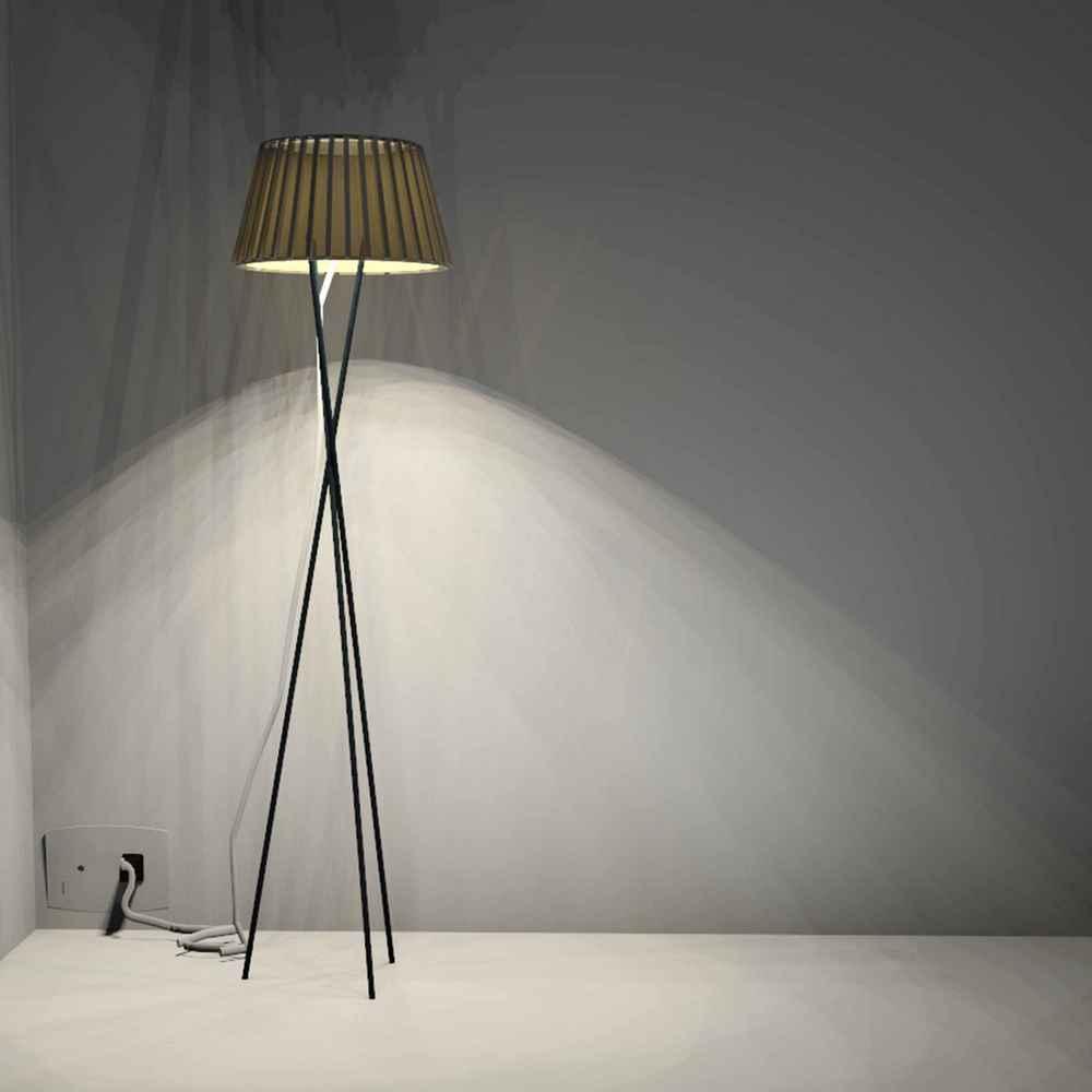 Treshold Tripod Floor lamp