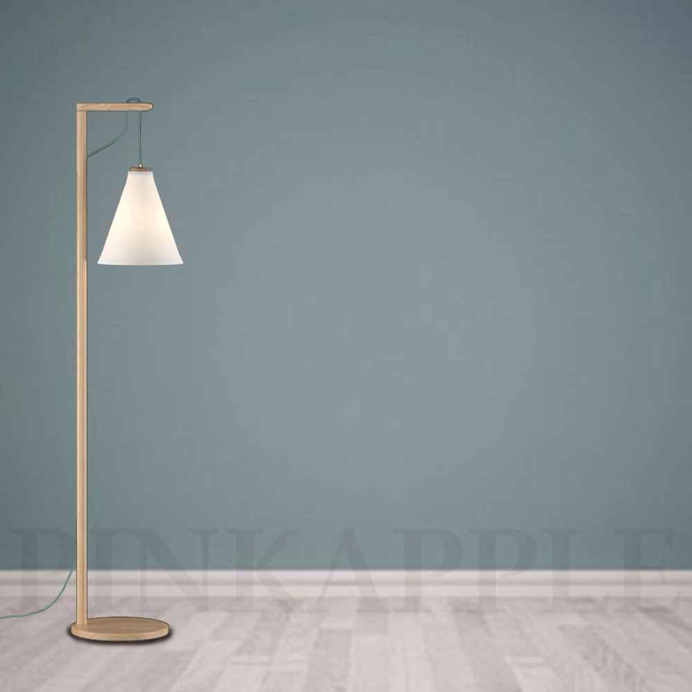 Barn Wood Floor Lamp