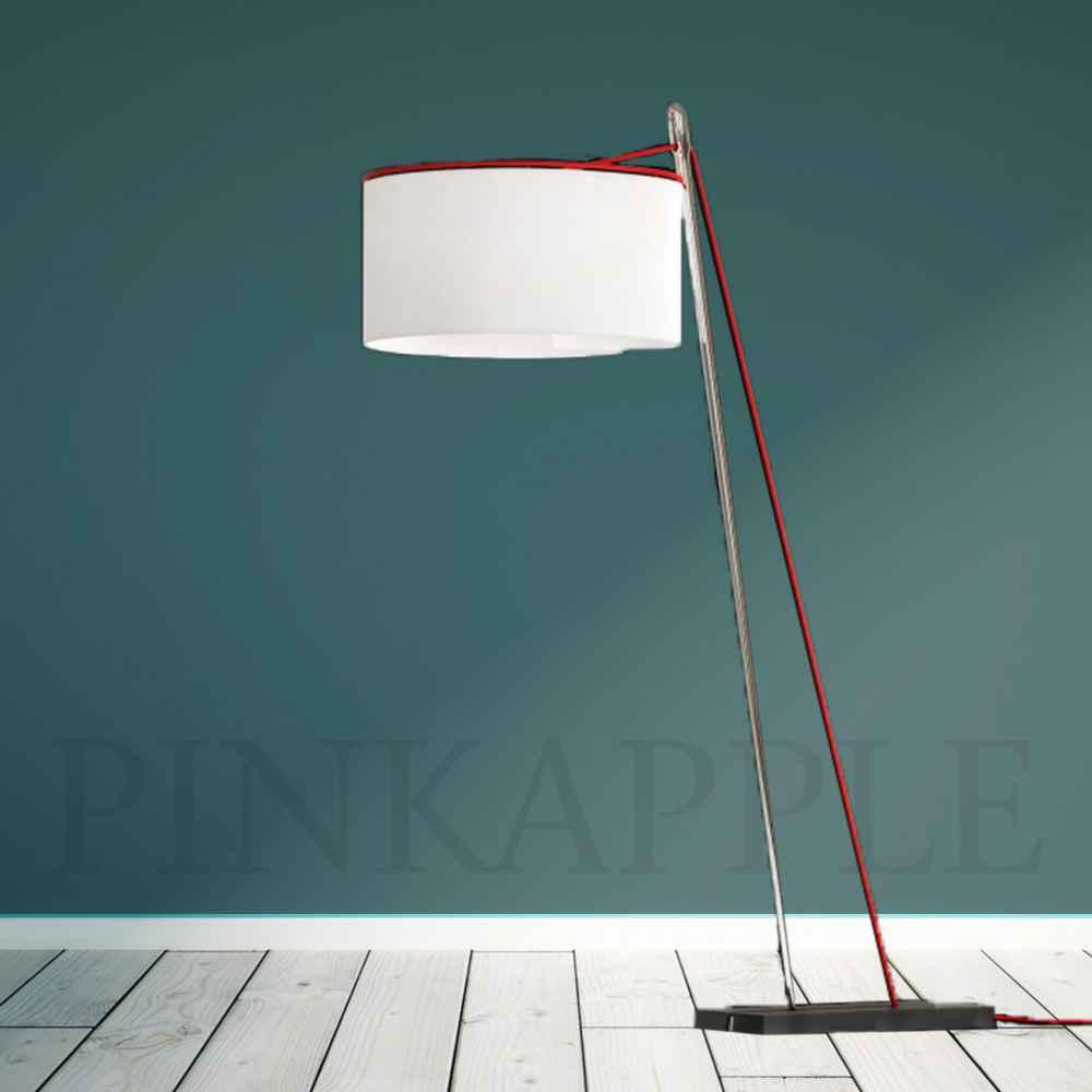 White Moon Floor Lamp